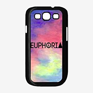 Euphoria Trendy - Plastic Phone Case Back Cover (Samsung Galaxy S3 I9300)