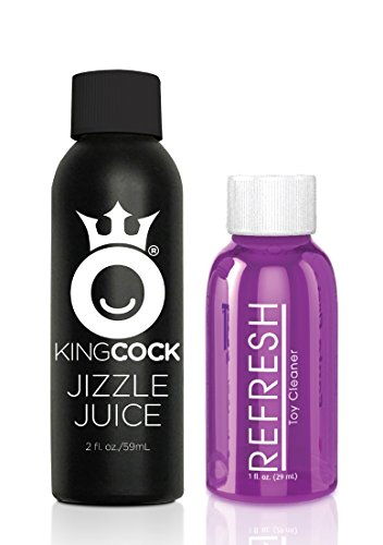 """Pipedream Products King Cock 6"""" Squirting Cock, Flesh"""