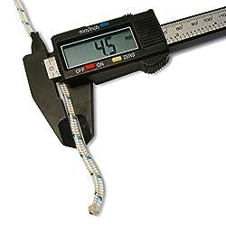 4.5mm petrol generator pull cord starter string 10