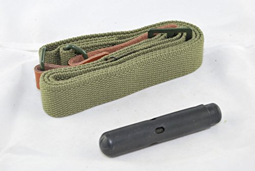 Tacbro - Ak/sks Sling (Heavy Duty), Medium, Green and Ak4...
