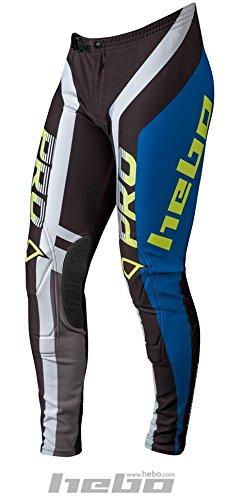 Azul Talla XL HEBO HE3180AXL Trial Pro 18 Pantalon