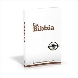la bibbia nuova riveduta da