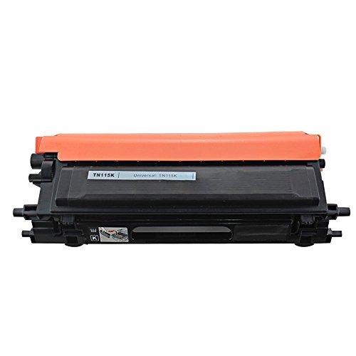 INK E-SALE TN115 TN110 Black (TN115BK) Toner Cartridge Compatible for Brother HL-4070CDW HL-4040CDN HL-4040CDN MFC-9440CN MFC-9840CDW, High Yield 1 Pack
