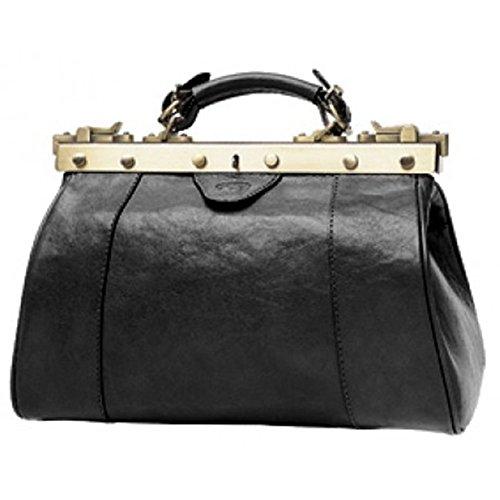 Women's black Handle Katana Bag Top 7zqxwpYYnR