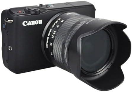 EW-53 Parasol para Canon EF-M 15-45mm 1:3.5-6.3 IS STM