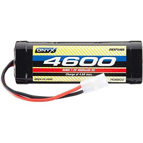 Onyx-RC P5467 NiMh 7.2V 4600mAh Sub-C Stick Standard Plug