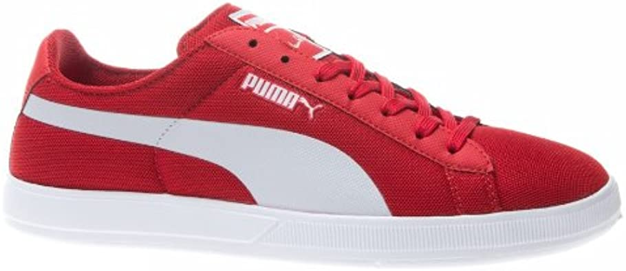 chaussure rouge puma
