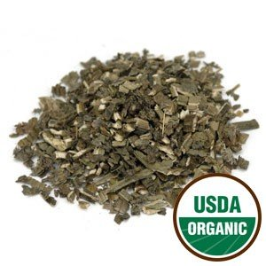 Wood Betony Herb Organic Cut & Sifted - Stachys officinales, 1 lb,(Starwest Botanicals)