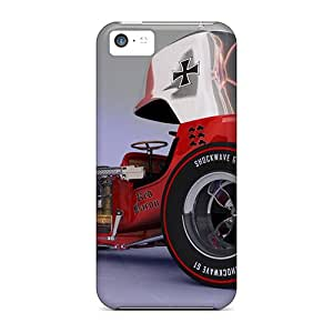 CaroleSignorile Iphone 5c Well-designed Hard Cases Covers The Red Baron Protector