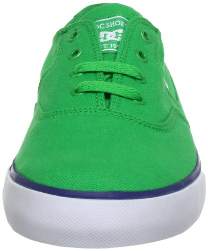 DC FLASH TX SHOE D0302911 Herren Sneaker Grün (Green)