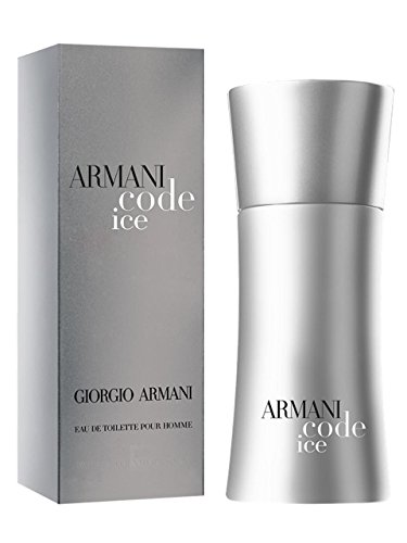 Giorgio Armani Code Ice Eau De Toilette Spray, 1.7 Ounce