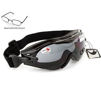 1b0b3c6f89 Bobster Phoenix OTG Goggles - 3 Interchangeable Lenses  Amazon.co.uk  Car    Motorbike