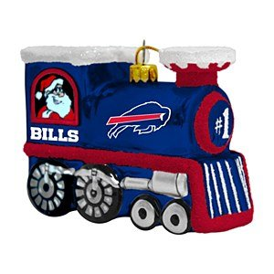 NFL Buffalo Bills Train Ornament