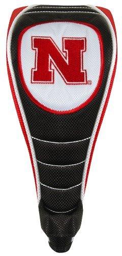 Nebraska Cornhuskers Shaft Gripper Fairway Headcover by Team Effort - Nebraska Cornhuskers Shaft Gripper