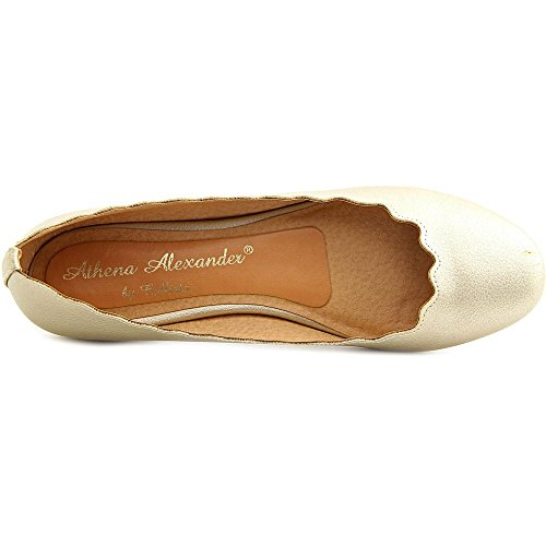 Athena Alexander Taffy Women US 6 Gold Flats 96elF