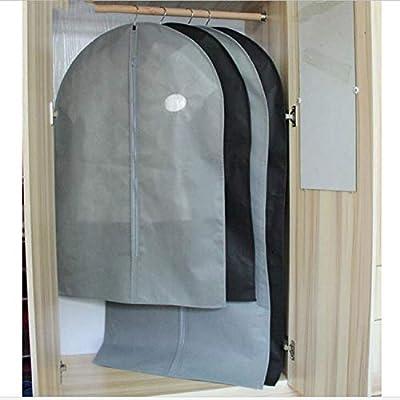 Suit Covers Bags Breathable Dust Proof Garment Clothes Zipper Storage Pouch