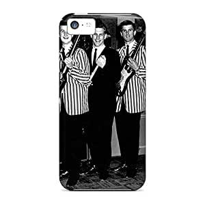 Iphone 5c Jmg2428OzoE Allow Personal Design Stylish Rolling Stones Skin Shock-Absorbing Cell-phone Hard Covers -AlissaDubois