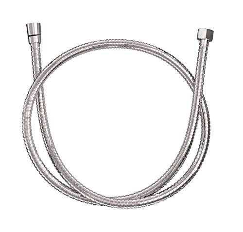 Danze DA664209N Stainless Steel Braided Pre-Rinse Hose for Kitchen Faucet, 25-Inch, Chrome by Danze
