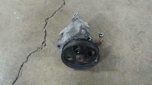 - Morad Parts 08-09 Pontiac G8 Power Steering Pump 3.6 3.6L Steer Pulley OEM Base V6