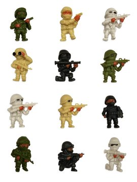 Military Party Favors - 12 Pack