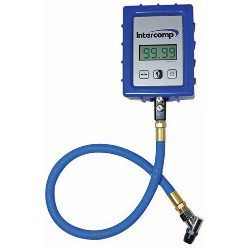 Intercomp 360045 Digital Air Pressure Gauge