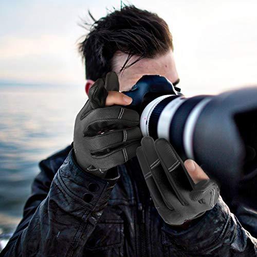 Palmyth Neoprene Fishing Gloves for Men and Women