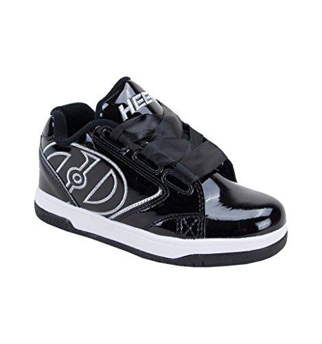 Satin Multicolore Heelys 0 Silver Propel 2 Sneaker 000 Black Donna gBBXq8a
