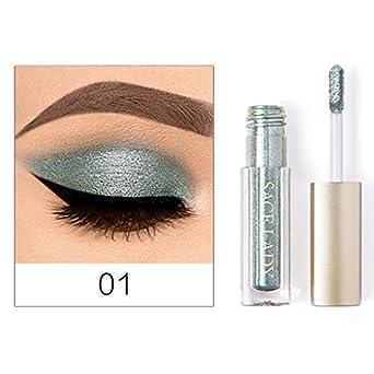 New High Quality Color Shiny Diamond Liquid Water Pearl Light Water Shiny Eyeliner Female Beauty Makeup Cosmetics Beauty & Health Eye Shadow