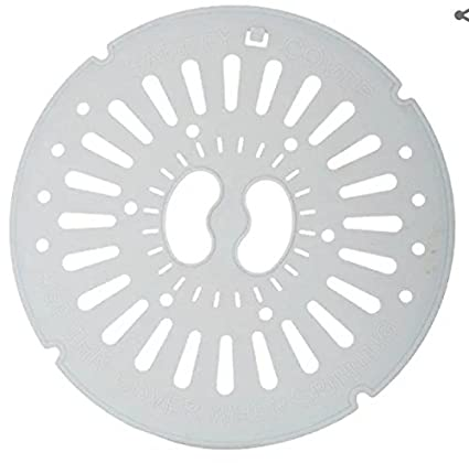 Spin Cap for Washing Machine (LG- 10.25 INCH Approx) 2 Set