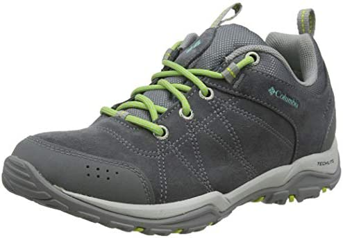 Columbia Women's Fire Venture Low Waterproof hiking Shoe