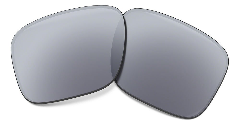Oakley Holbrook Men's Lifestyle Replacement Lens Sunglass Accessories - Grey Polarized by Oakley