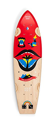 GOLDCOAST Watershed Cruiser Skateboard Deck by Gold Coast