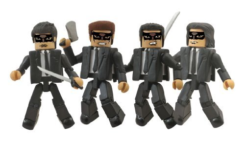 Diamond Select Toys Kill Bill Minimates: Crazy 88 Box Set by Diamond Select