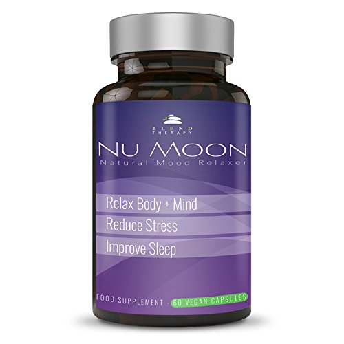 Nu Moon Mood Supplements - Stress Relief Pills To Reduce Anxiety and...