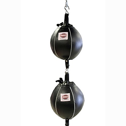 Amber Fight Gear Traditional Double-Double End Bag by Amber Fight Gear