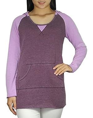 Calvin Klein Performance Womens Pullover Hoodie / Sweatshirt