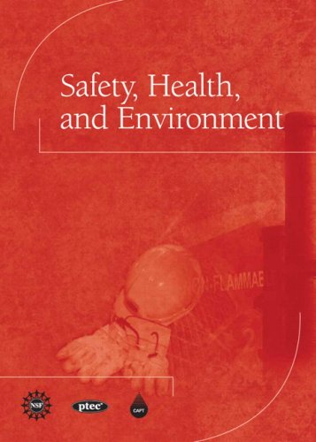 - Safety, Health, and Environment