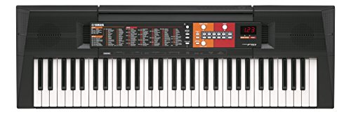 Yamaha PSRF51 61-Key Portable Keyboard, Base Model