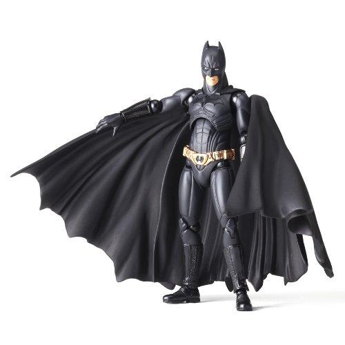 특수촬영 리볼텍008 다크 나이트 배트맨 non스케일 ABS&PVC제 도장필 액션 피규어