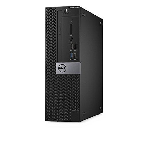 TW Dell Optiplex 7050 Mini Tower Intel Core i7-7700 AMD Radeon R7 450, DVD-RW, Windows 10 Pro (8GB RAM 2TB HDD)