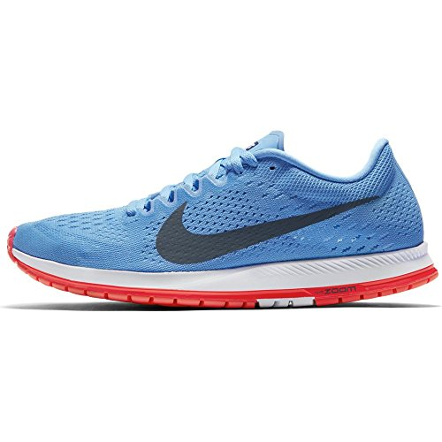 Football EU Azul 446 Streak de Crimson Zapatillas Running Zoom Adulto Unisex 6 Blue Nike Fox 45 Bright q8WCF4awz