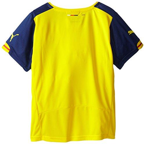 Puma Kids AFC Away Replica Jersey Empire Yellow