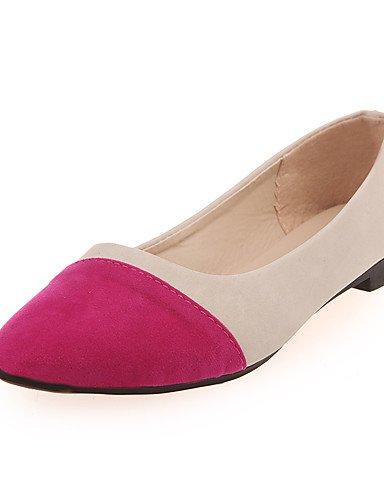 ZQ mujer-tac ¨ der ® n plano-botines/Gladiator/Stiefel zu der ¨ Mode/Passende Schuhe und Handtaschen/Ballerinas/Komfort/bailarina-bailarinas-deporte 468ae2