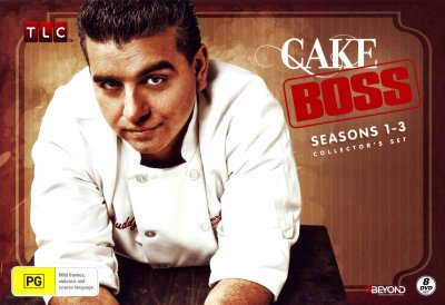 Cake Boss Collector's Set | 8 Discs | NON-USA Format | PAL | Region 4 Import - Australia (Cake Boss Dvd Box Set)