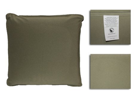 HealthmateForever Pressure Activated Massage Pillow (Sage Green) High Quality Vibrating Massage Pillow for Stiff Neck Relief | Great Lumbar Support Travel Cushion for Back Support on Long Trips | Feel Relaxed with this Relaxation Pillow | Sciatica Nerve Cushion to treat Sciatica Nerve Pain! -