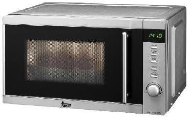 Teka - Microondas Me20E, 20L, 1000W, Grill, Exterior Inox, Display ...