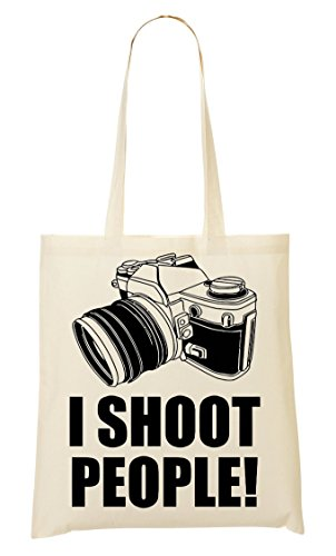 I Shoot Photography Bolso De Mano Bolsa De La Compra