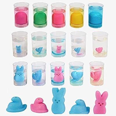 BlackLabel Direct Easter Peeps Grow A Peep Basket Filler Bundle - Random Set of 3: Toys & Games