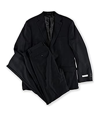 Calvin Klein Men's Modern-Fit Single-Breasted Wool Suit