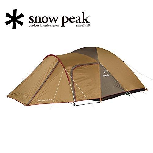snowpeak(スノーピーク) テント アメニティドームM